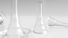 UROMED Silikon-Kondom-Urinale Produkte ohne Verpackung: perspektivische Darstellung