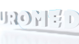 3D-Animation UROMED Silikon-Kondom-Urinale Logoanimation