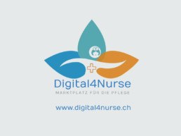 Digital4Nurse Intro Logoanimation